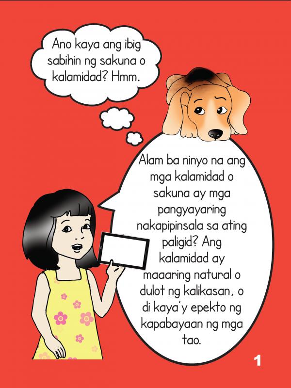 Comics Quezon Province Primary 1