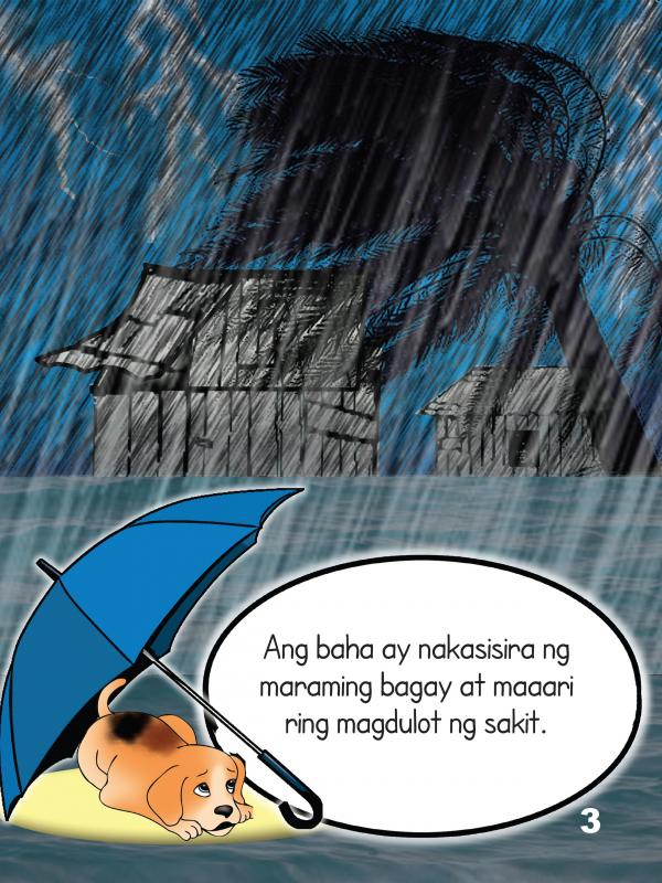 Comics Quezon Province Primary 3