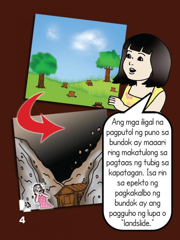 Comics Quezon Province Primary 4