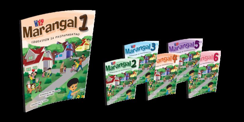 Marangal books