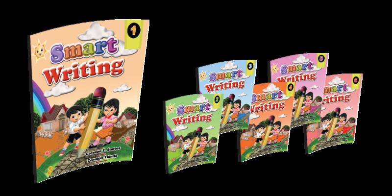 Smart writing books