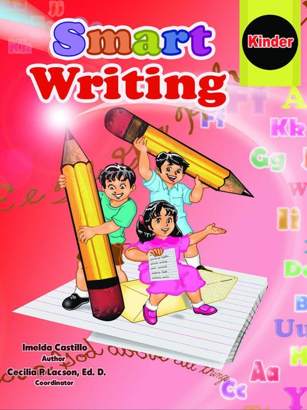 smart writing kinder_